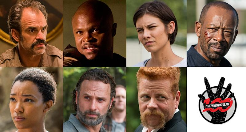 The Walking Dead Whos Your Favorite Twd Character Of