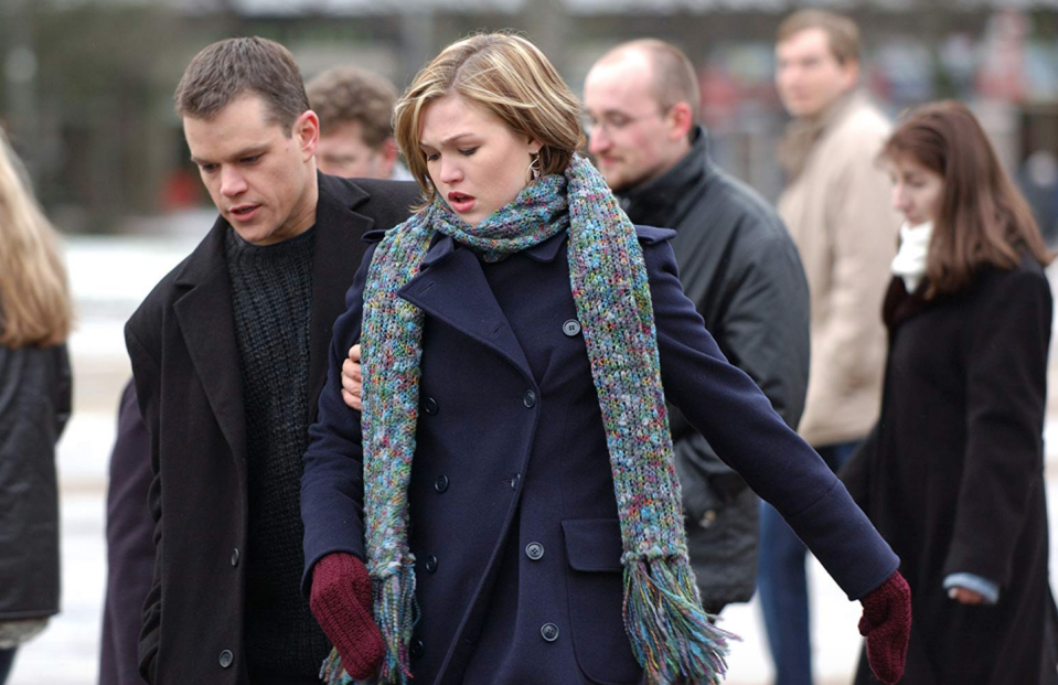 <p>Following the success of <em>The Bourne Identity</em>, adapted from spy novelist Robert Ludlum's trilogy, Matt Damon reprised his role as Jason Bourne in <em>The Bourne Supremacy</em>. This second installment of the series was a massive success, bringing in $288.5 million at the box office and beating out the original film.</p>