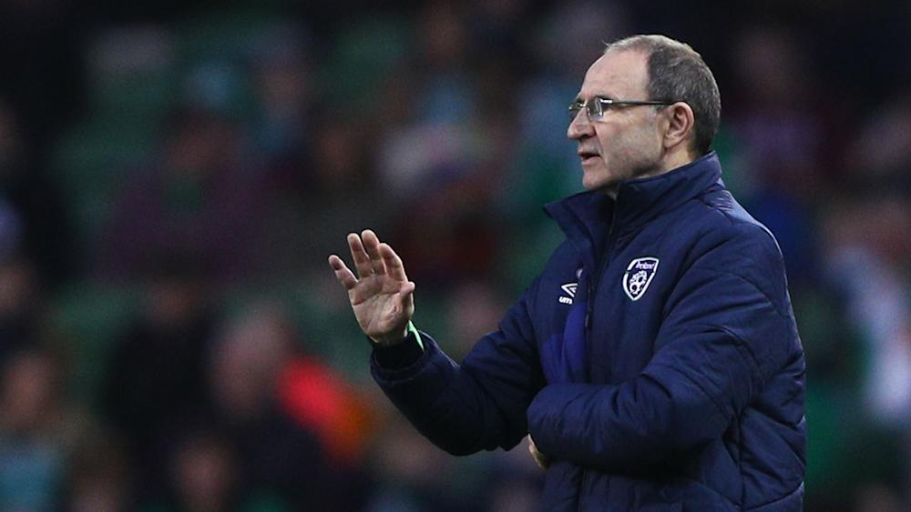 Martin O'Neill Republic of Ireland 28032017