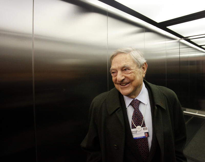 George Soros' Investment Fund Just Bought a Struggling Data Storage Company