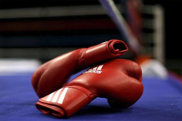 Mandeep Jangra thumped Haerheng Wulepaer of China Dragons to register his first ever win in the World Series of Boxing (WSB) format and guided the Indian Tigers to the second consecutive victory with a 4-1 score at the National Boxing Academy here on Sunday