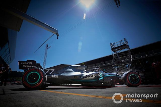 "Valtteri Bottas, Mercedes AMG W10 <span class=""copyright"">Steve Etherington / Motorsport Images</span>"