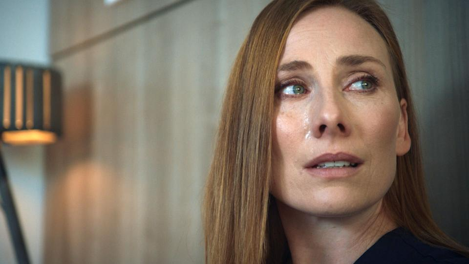 Programme Name: Holby City - TX: 12/01/2021 - Episode: Holby City S22 - Ep33 (No. n/a) - Picture Shows:  Jac Naylor (ROSIE MARCEL) - (C) BBC - Photographer: Screengrab