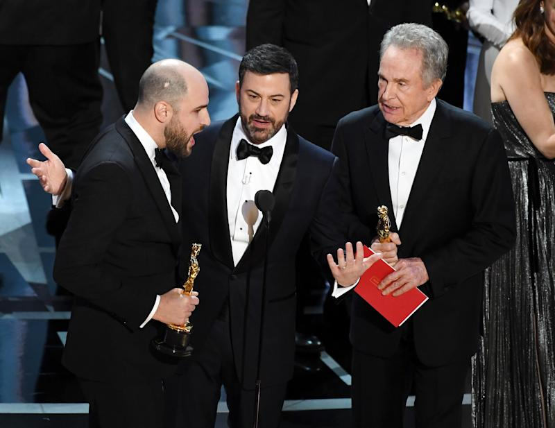 Exactly What Went Wrong With the Oscars Best Picture Mistake