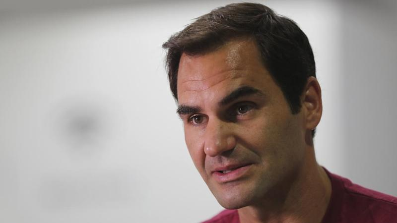 Federer Back to the Drawing Board Tennis