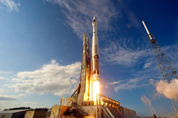 US Headed for 'Perfect Storm' in Space, Air Force General Says