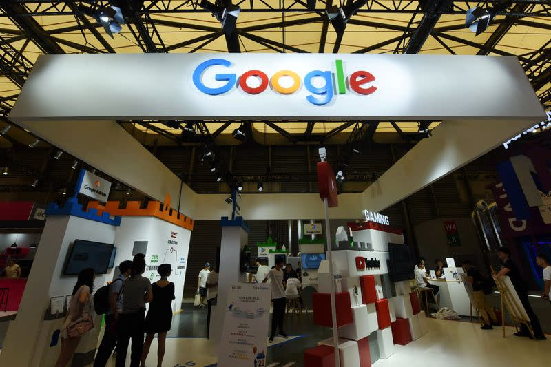 U.S. trade panel opens patent probe into Google speakers after Sonos complaint