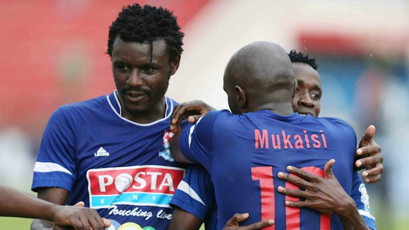 Dennis Mukaisi among seven players released by Posta Rangers
