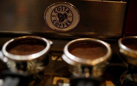 Costa Coffee and Premier Inn owner reports 'good start' to 2017