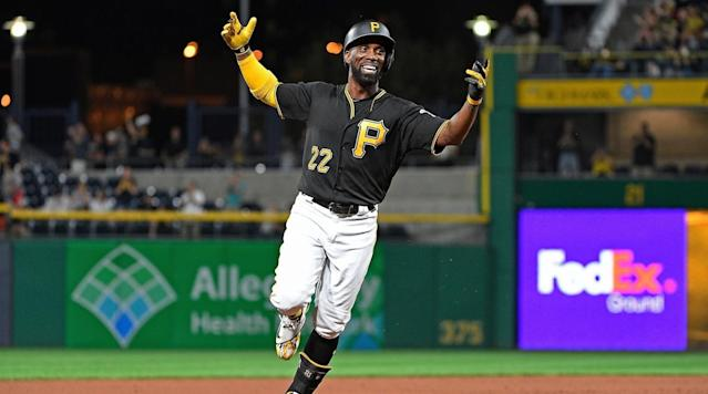 "<p>It's the end of an era in Pittsburgh. Two days after the Pirates dealt staff ace Gerrit Cole to the Astros for a package of prospects, the team made an even bigger move on Monday afternoon, sending former NL MVP and face of the franchise Andrew McCutchen to the Giants in exchange for two minor leaguers: pitcher Kyle Crick and outfielder Bryan Reynolds. With that, the Pirates have become the latest of the National League's tankers—a dispiritingly large group that threatens to turn a good chunk of the Senior Circuit into a punching bag for the league's contenders. As for the Giants, adding McCutchen continues their hell-or-high-water attempt at digging out of last year's 98-loss catastrophe, but while his arrival fills a need, it may not be enough to get them back into contention.</p><p>The 31-year-old McCutchen is as much a Pittsburgh staple as Primanti Bros., the Terrible Towel and Iron City beer. The No. 11 pick of the 2005 draft out of a Florida high school, McCutchen has spent his entire nine-year career in Pirates black-and-gold, emerging as one of the game's transcendent talents along the way. His apex came in 2013, when he won the MVP award by hitting .317/.404/.508 with 21 homers, 84 RBIs, 27 stolen bases, a 157 OPS+ and 8.1 Wins Above Replacement—that last one a career high. He was an instrumental part of the first Pirates team to make the postseason in 21 years, as the once moribund Buccos won 94 games and beat the Reds in the NL wild-card game. But Pittsburgh couldn't get past long-time rival St. Louis in the Division Series, and though the Pirates ripped off 88- and 98-win seasons in '14 and '15, respectively, they were dropped both times in the wild-card game and haven't been back to the playoffs since.</p><p>As Pittsburgh's fortunes fell, so did McCutchen's production. His 2014 and '15 seasons were both stellar, but '16 saw a sharp decline in his overall numbers, as he posted full-season lows in all three slash stats, OPS+ (104), and stolen bases (six, with seven times caught stealing). His defense, too, fell completely apart, as he stumbled to a horrific -28 Defensive Runs Saved in centerfield. All of that added up to -0.7 WAR on the year—third worst among all hitters with 450 or more plate appearances on the season. He rebounded in 2017, hitting .279/.363/.486 with a 121 OPS+ and 2.5 WAR, but his days as a superstar look to be over.</p><p>So, too, are the Pirates' days as contenders; after falling to 78 wins in 2016 and 75 last year, Pittsburgh has begun the teardown. And while there'll be plenty of young Pirates fans crying tonight over the loss of their childhood superstar, moving McCutchen—a free agent at season's end—was fait accompli once the front office decided to ship Cole to Houston.</p><p>Whether the Pirates should be rebuilding is another question entirely. Certainly they would have been hard-pressed to challenge the Cubs, Cardinals or rising Brewers in the NL Central this year. But the return for Cole felt light, and McCutchen's trade didn't bring back any true blue-chippers either. Crick is a 25-year-old former first-rounder with a big fastball, but his control problems mean he's likely no more than a future reliever. Reynolds, San Francisco's top pick in the 2016 draft, is the better get as a switch-hitting college bat with plus speed and contact, but he needs to work on his plate discipline, and his stock will suffer if he can't stick in centerfield. Debate all you want whether or not gutting the roster is the right move for the Pirates, but neither of these trades inspires much confidence that the next great Pittsburgh team is anywhere near existence, and they won't make fans currently schlepping their Cole and McCutchen jerseys to Goodwill feel any better either.</p><p>It's hard not to feel like this is more about the money for the Pirates, who between Cole and McCutchen have cut $21.5 million from their books in 48 hours. Pittsburgh has never been a big spender—its 2016 payroll of $109 million was fifth-lowest in baseball and nearly $50 million below the league average. But while the Pirates are nowhere near the Yankees or Dodgers in terms of financial power, they also don't have onerous long-term deals on the roster—and they have <a href=""http://mlb.nbcsports.com/2017/12/15/each-owner-will-get-at-least-50-million-in-early-2018-from-he-sale-of-bamtech/"" rel=""nofollow noopener"" target=""_blank"" data-ylk=""slk:a $50 million infusion of cash headed their way"" class=""link rapid-noclick-resp"">a $50 million infusion of cash headed their way</a> (as do the other 29 teams) as a result of MLB's sale of BAMTech, the league's streaming video service, to Disney last August. Between that and their cut of the league's revenue sharing, the money should be there if Pittsburgh wanted to spend it.</p><p>Nor was this a Pirates team with no hope going forward. McCutchen may have been a goner next winter, but Cole, Starling Marte, Gregory Polanco, Jameson Taillon, and top prospect Adam Frazier are as enviable a core as any with which to build a contender both in the present and the future. It would've been tricky to navigate, but there was a path to Pittsburgh winning in 2018 and beyond if the team committed to spending where needed.</p><p>Instead, the Pirates will tear it down, with veterans Josh Harrison, Francisco Cervelli and Jordy Mercer strong bets to be moved in the next month or so. In doing so, Pittsburgh will join the Marlins, Braves, Phillies, Reds, and Padres in turning nearly half of the NL into a competition-free joke—a morass of 60-to-75-win teams choosing to aim for a distant horizon of success over investing money into fielding a contending squad. It's a shame for both Pirates fans and the league as a whole that this is the current state of baseball, increasingly divided into super-contenders and bottom-feeders with no one in between. Bottoming out can pay dividends, as the Cubs and Astros have proven, but it's still a risky move that threatens to plunge the Pirates back into their pre-McCutchen irrelevance.</p><p>The Giants, meanwhile, will try to crawl out of that uninspiring group of bummers—not that they really had much choice either way. A total disaster in 2017, San Francisco's options this winter were limited. The team's payroll was already strapped, with $191 million spent last year for a last-place finish and $150 million already committed to 2018 before a single player had been signed. Ordinarily, losing damn near 100 games is a sign that it's time to blow it all up. But the Giants are relatively bereft of the players you move in a fire sale; their roster is primarily composed of aging veterans earning superstar dollars and Madison Bumgarner making peanuts. Bumgarner and Buster Posey aside, there is virtually no one the Giants could move to start a rebuild and get back the top prospects needed to improve an anemic farm system.</p><p>As such, trading for McCutchen is the way forward. He's an easier piece to add than Evan Longoria, who still has five years and $86 million to go on his deal. With only one year and $14.75 million left on his contract, McCutchen isn't much of a cost outlay. And even with his powers diminished, he should provide a gigantic boost to an outfield unit that was absolutely wretched in 2017; Giants outfielders posted a.685 OPS last year, dead last in the league.</p><p>Where McCutchen will play in that outfield, though, remains to be seen. After his disastrous 2016, the plan was to move the former Gold Glover out of centerfield and into right, with Marte taking his place. But the latter's PED suspension scuttled that idea, and while McCutchen wasn't great, he was passable enough that San Francisco could stick with him. The potential problem is AT&T Park's cavernous outfield—404 feet to the left-center gap, an absurd 421 feet to right-center. Covering that much ground is a tall task for even the game's best centerfielders; it'll be a brutal test for McCutchen, who'll turn 32 in October and whose range is already slipping.</p><p>No matter what McCutchen does offensively or whether he's in center or left, though, he'll be an upgrade over the likes of Gorkys Hernandez and Jarrett Parker. But like Longoria, while he's an improvement, he's a limited one who doesn't help an old team get any younger.</p><p>Like the Pirates, the Giants faced a tricky and dangerous road back to contention in 2018. San Fransciso has chosen to walk it, embracing <a href=""http://www.complex.com/music/2017/04/former-fyre-festival-organizer-details-problems"" rel=""nofollow noopener"" target=""_blank"" data-ylk=""slk:the Fyre Festival founder mentality"" class=""link rapid-noclick-resp"">the Fyre Festival founder mentality</a> of ""Let's just do it and be legends."" By acquiring McCutchen, the Giants have gone all in, but there's no guarantee that even the former MVP at his best has enough to turn them into contenders—especially with the Dodgers, Diamondbacks and Rockies all blocking their way in the NL West.</p><p>Then again, what else could the Giants have done? Besides, maybe history will be on their side once more. A little over 25 years ago, San Francisco made an offseason splash by acquiring another former MVP who wore No. 22 from the Pirates. His name was Barry Bonds. Pirates fans will have to hope that this won't be déjà vu.</p>"