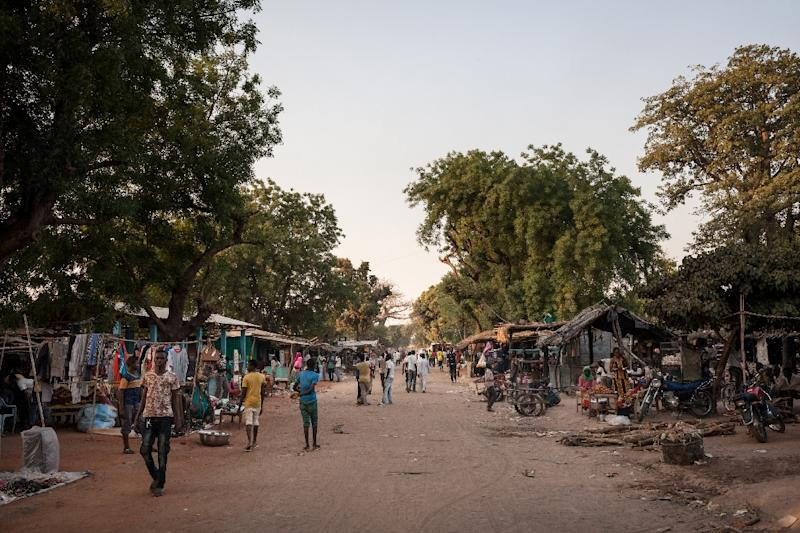 Ranked at the very bottom of the UN's 188-nation Human Development Index, the Central African Republic is mired in poverty and strife (AFP Photo/ALEXIS HUGUET)