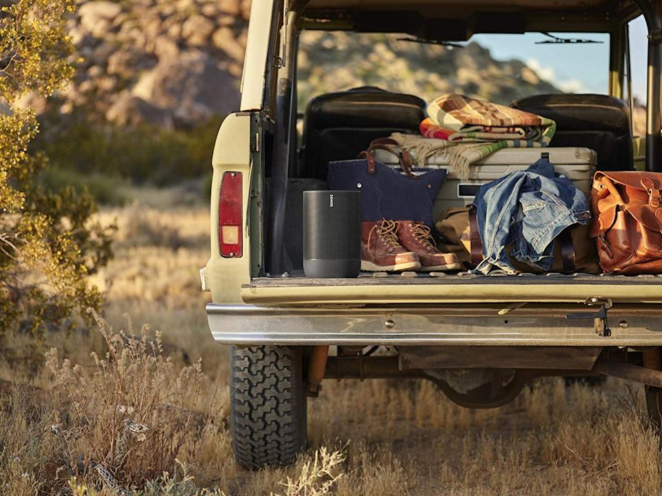 The Sonos Move is ready for even your wildest adventures (Photo: Amazon)