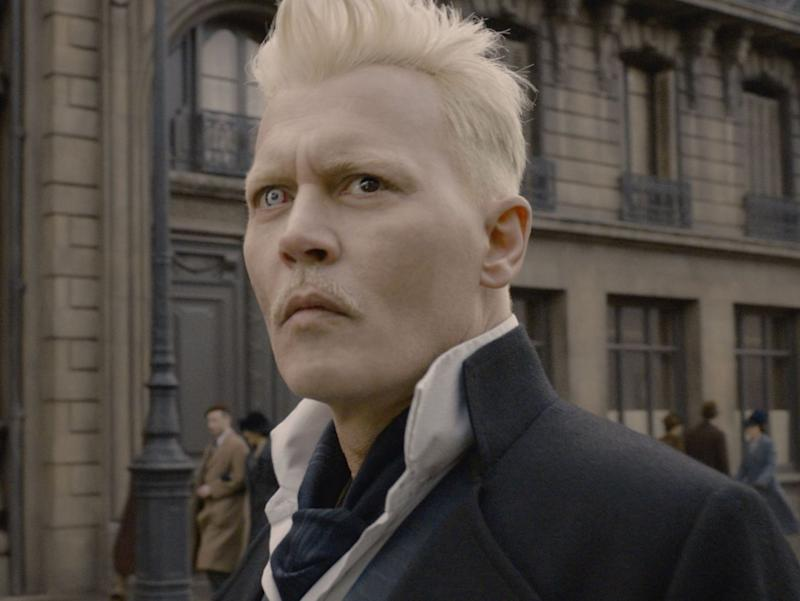 Johnny Depp fan petition to reinstate actor in Fantastic Beasts 3 reaches nearly 150,000 signatures