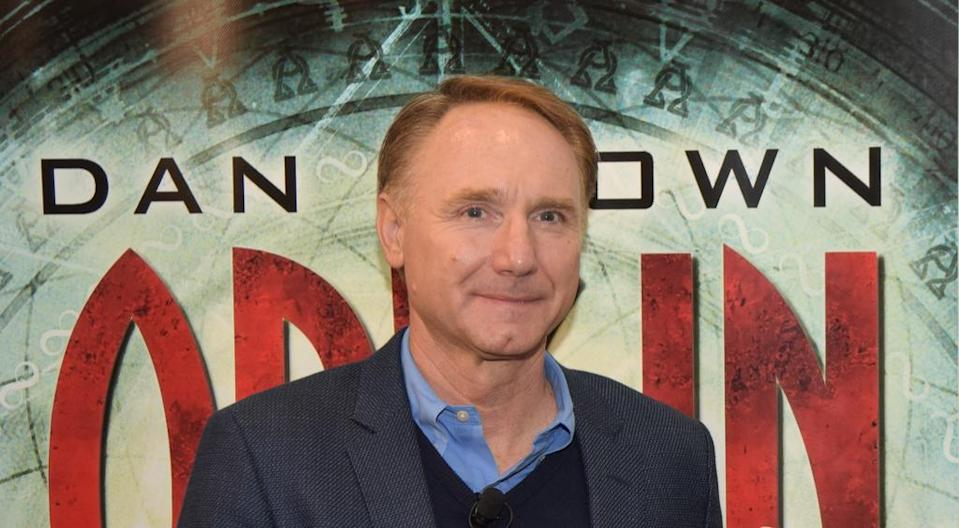 "<em>The Da Vinci Code</em> author <strong>Dan Brown </strong>grew up in <a href=""https://www.britannica.com/biography/Dan-Brown"" rel=""nofollow noopener"" target=""_blank"" data-ylk=""slk:Exeter, New Hampshire"" class=""link rapid-noclick-resp"">Exeter, New Hampshire</a>, on the campus of the prestigious Philips Exeter Academy, where his father worked as math teacher. Brown himself eventually graduated from the school as well. And to this day, Brown still calls New Hampshire home. He lives in the town of <a href=""https://www.nytimes.com/2017/09/30/books/dan-brown-origin.html"" rel=""nofollow noopener"" target=""_blank"" data-ylk=""slk:Rye Beach"" class=""link rapid-noclick-resp"">Rye Beach</a> where his <a href=""https://www.today.com/video/dan-brown-i-love-to-use-action-to-propel-plot-30185539897"" rel=""nofollow noopener"" target=""_blank"" data-ylk=""slk:sprawling countryside home"" class=""link rapid-noclick-resp"">sprawling countryside home</a> has a library, which he calls ""the fortress of gratitude."""