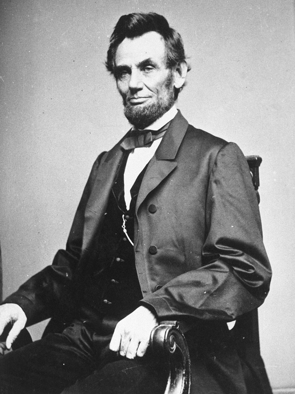 <p>Many have claimed that the ghost of Abraham Lincoln haunts the White House, with sightings taking place in the Lincoln Bedroom and Yellow Oval, specifically. </p> <p>White House doorman Jerry Smith was the first to report a sighting to a newspaper in 1903. First Lady Grace Coolidge, Prime Minister Winston Churchill and Queen Wilhelmina of the Netherlands are three notable figures who have also claimed to have seen Lincoln's ghost. </p>
