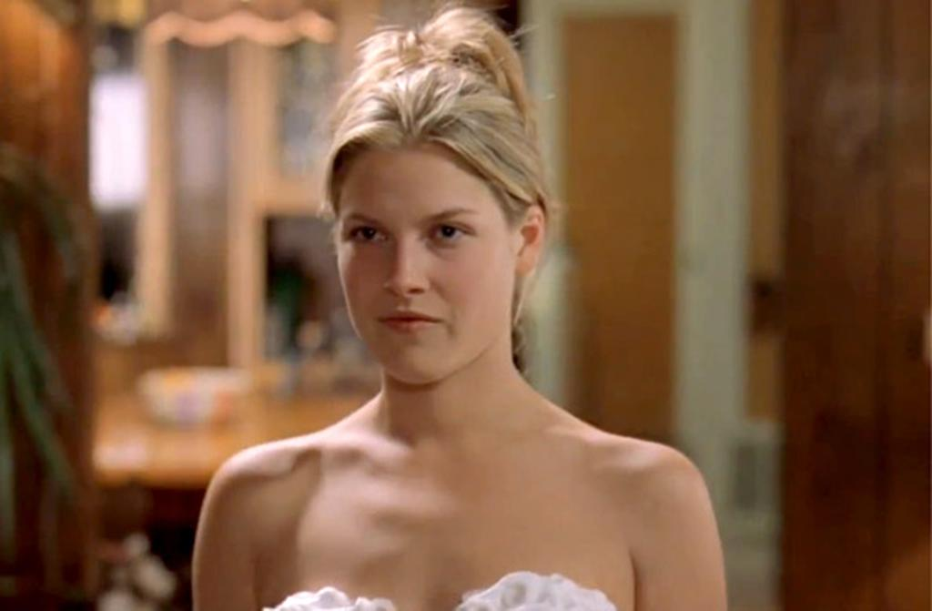 """<b>Hit: Darcy Sears (Ali Larter) in '<a href=""""http://movies.yahoo.com/movie/varsity-blues/"""">Varsity Blues</a>'</b><br /><br /> 1999's underrated high school sports drama tried to make a movie star out of """"Dawson's Creek""""'s own James Van Der Beek, but what ended up being the film's legacy was the scene in which head cheerleader Darcy attempts to seduce the new star quarterback by wearing nothing but a bikini ... made out of whipped cream (and yes, there are cherries for nipples, just to make the illusion more credible, we guess). We say """"attempts"""" because ol' Dawson actually declines her advances, 'cause he's out of his darn mind."""
