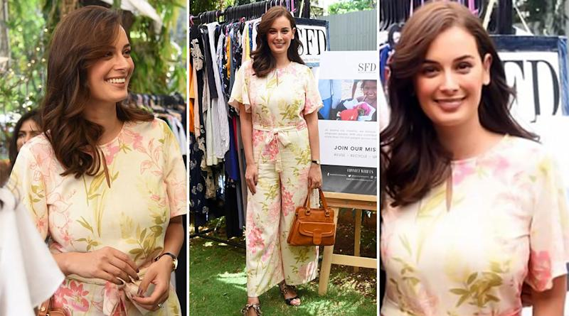 Evelyn Sharma in AND