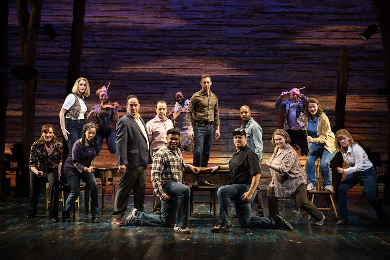 """The show aims to convey the """"acts of kindness"""" in the aftermath of 9/11 (Craig Sugden)"""