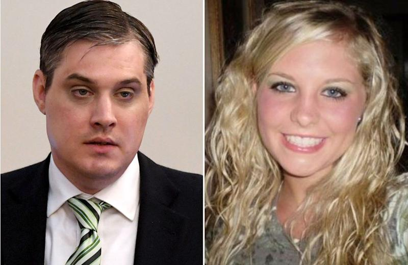 Zach Adams, left, and Holly Bobo