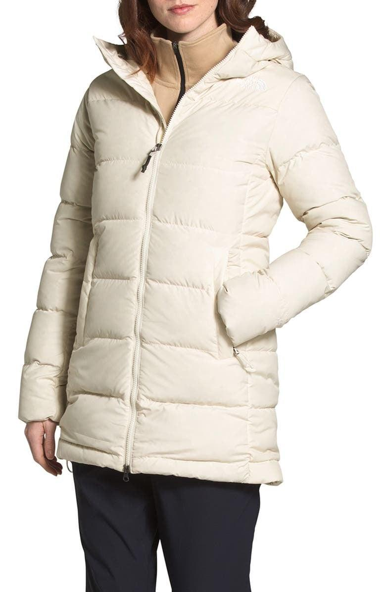 <p><span>The North Face Gotham 550 Fill Power Down Hooded Parka</span> ($149, originally $249)</p>