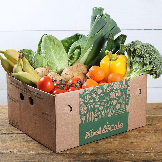 """<p>Abel & Cole is one of the OG food delivery services: the farm used to send out seasonal vegetable and fruit in cute paper bags via individual sellers (you know, a bit like the Avon ladies from back in the day). </p><p>It's grown a bit since then, and you can now get literally ANYTHING from the company – recipe boxes, meat, fish, weekly essentials like milk, bread and eggs, as well as store cupboard items and, ofc, veg boxes. </p><p>We know what you're thinking, why not just buy from the supermarket? Well, turns out this stuff is A LOT fresher, as it comes straight from the farm to your door. Plus, Abel & Cole use 92% less plastic on average.</p><p>The minimum order is £12, so you can make a one-off purchase or sign up to the weekly deliveries. </p><p><a class=""""link rapid-noclick-resp"""" href=""""https://go.redirectingat.com?id=127X1599956&url=https%3A%2F%2Fwww.abelandcole.co.uk%2F&sref=https%3A%2F%2Fwww.cosmopolitan.com%2Fuk%2Fworklife%2Fg32206972%2Fbest-meal-delivery-kits%2F"""" rel=""""nofollow noopener"""" target=""""_blank"""" data-ylk=""""slk:SHOP HERE"""">SHOP HERE</a></p><p><a href=""""https://www.instagram.com/p/B73sRSWnRvW/?utm_source=ig_embed&utm_campaign=loading"""" rel=""""nofollow noopener"""" target=""""_blank"""" data-ylk=""""slk:See the original post on Instagram"""" class=""""link rapid-noclick-resp"""">See the original post on Instagram</a></p>"""