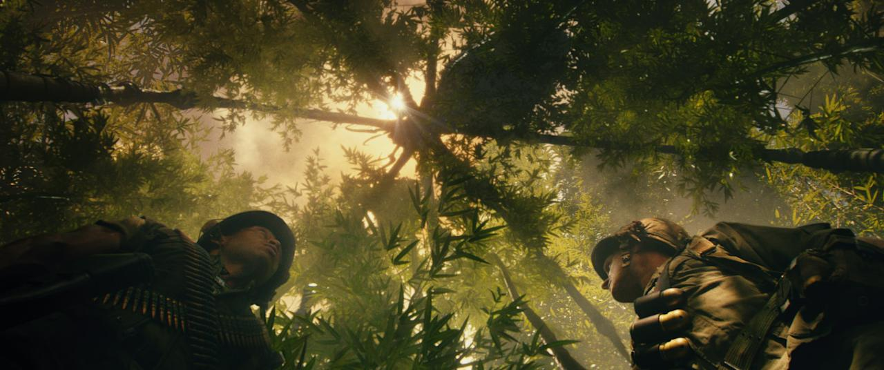 <p>Kong isn't the only giant creature on the island. (Credit: Warner Bros.) </p>