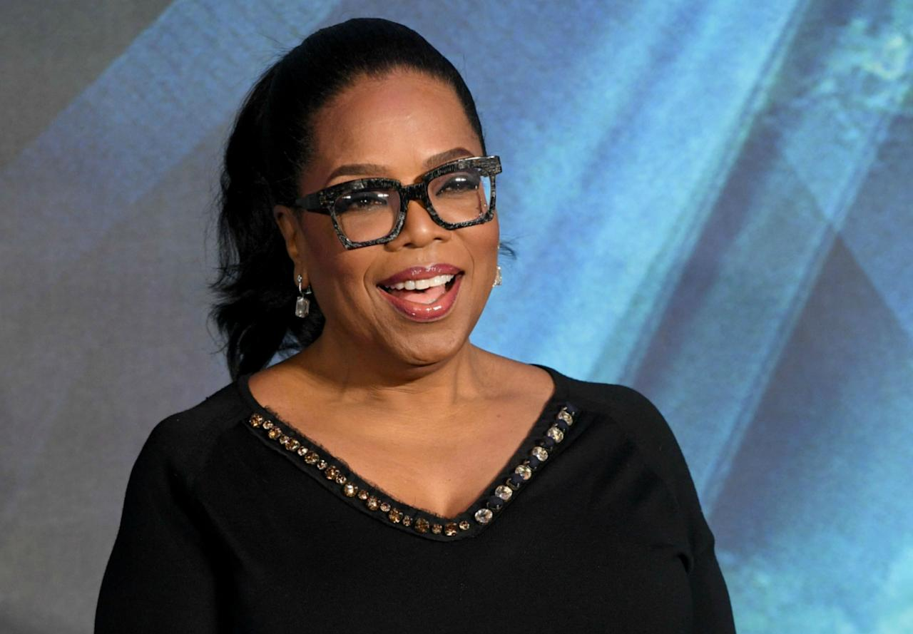 <p>Rank 3, American media proprietor, talk show host and actress Oprah Winfrey </p>
