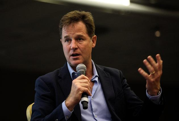 Nick Clegg has reportedly been hired as Facebook's head of global affairs