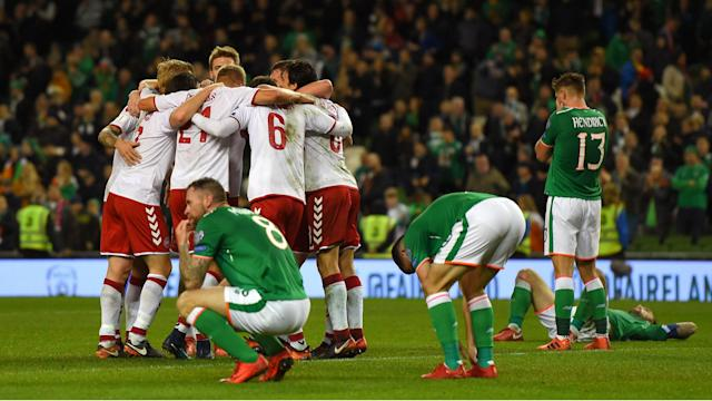 The home side were demolished by Denmark on Tuesday, putting an end to their World Cup hopes