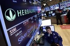 Herbalife says FTC opens inquiry; shares plunge
