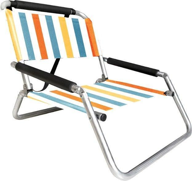 """<h2>Neso Beach Chair</h2><br>Sit back and relax in this colorful floor beach chair recliner. Picture it: you're at the shore soakin' up some sun, sipping on something sweet, and living your best summer life in your new lounge-worthy seat.<br><br><em>Shop</em> <strong><em><a href=""""https://www.rei.com/b/neso"""" rel=""""nofollow noopener"""" target=""""_blank"""" data-ylk=""""slk:Neso"""" class=""""link rapid-noclick-resp"""">Neso</a></em></strong><br><br><strong>Neso</strong> Beach Chair, $, available at <a href=""""https://go.skimresources.com/?id=30283X879131&url=https%3A%2F%2Fwww.rei.com%2Fproduct%2F150393%2Fneso-beach-chair"""" rel=""""nofollow noopener"""" target=""""_blank"""" data-ylk=""""slk:REI"""" class=""""link rapid-noclick-resp"""">REI</a>"""