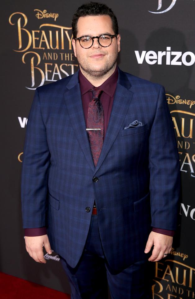 """During his adolescence, the<em>Frozen 2</em>star found a <a href=""""https://www.youtube.com/watch?v=Uu9h9swFslA"""">unique way to handle his haters</a>. """"I realized early on [that] I was the absolute poster boy for bullying because I struggled with being overweight from a very early age, but I also discovered that comedy was a weapon that I was able to employ,"""" he said on<em>Off Camera with Sam Jones</em>. """"I remember one time a kid calling me fat in front of, like, a group of people. And, instead of kowtowing and giving him the opportunity to sort of, you know, leave, I started recited that monologue from<em>My Cousin Vinny</em>, where he walks in the bar and he sees the guy in the arm sling. And I just literally started reciting to the point that the guy's like, 'What the f--- is happening right now?' And everybody is laughing at him.""""  Now a dad of two, Gad is passing on all the lessons he's learned about what motivated detractors and how they should be dealt with. """"There have been instances where I've watched my own kid get bullied, and it's painful, it's really painful,"""" he said. """"It's an honest conversation that you have to have, especially if you're a father or a mother, where you sit down and you let them know that it's on the other person. Which isn't just words — it really is the truth. If someone feels the need to come up to you and call you weird, or call you whatever name, it's because they don't like themselves."""""""