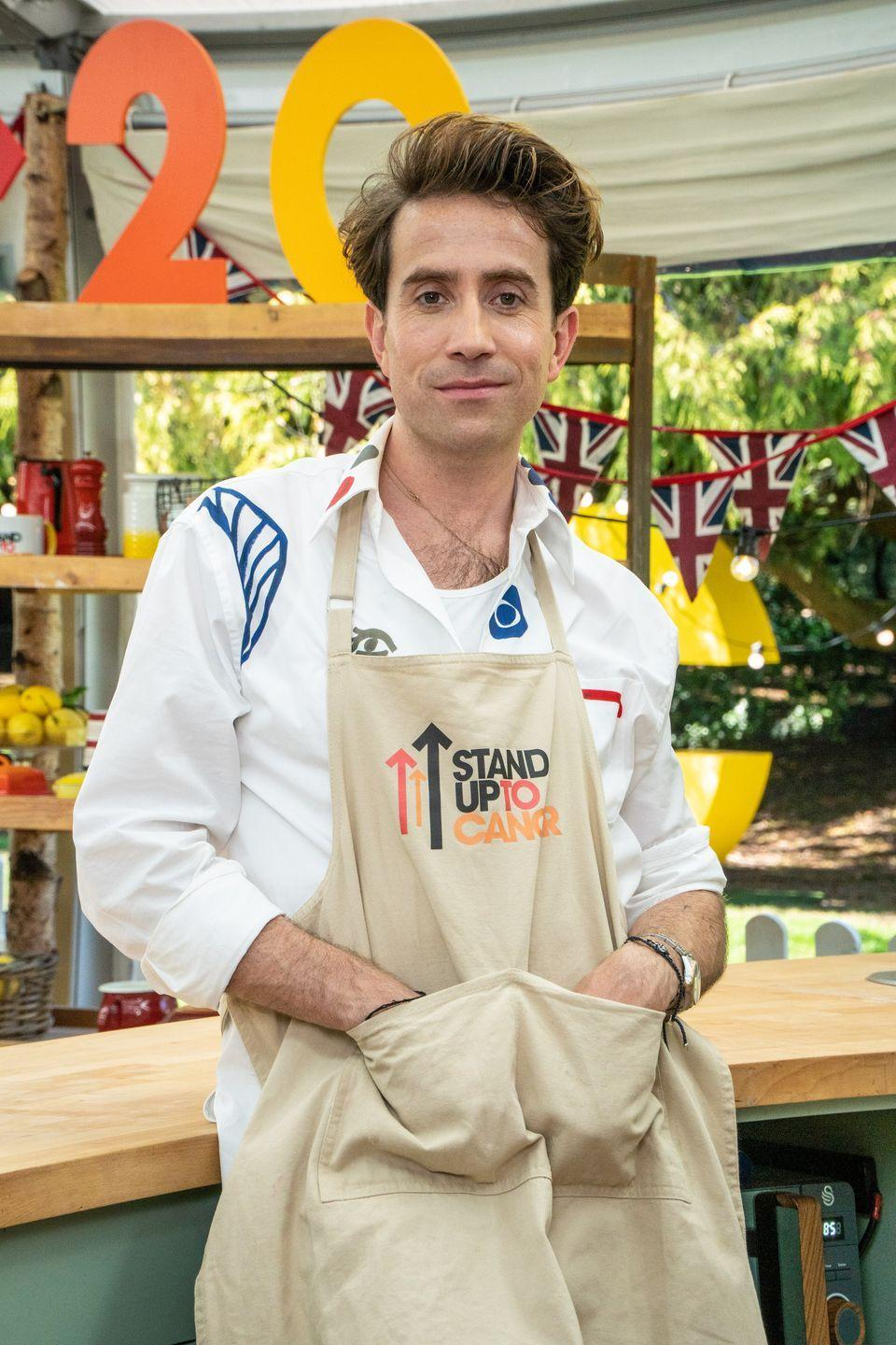 <p>Nick Grimshaw is a DJ and radio personality from BBC Radio 1.</p>
