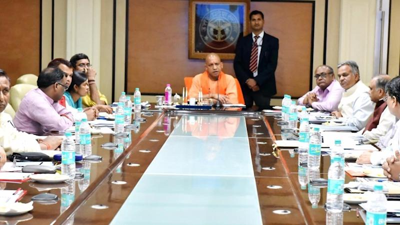 Adityanath's First Cabinet Meeting to Focus on Farm Loan Waiver