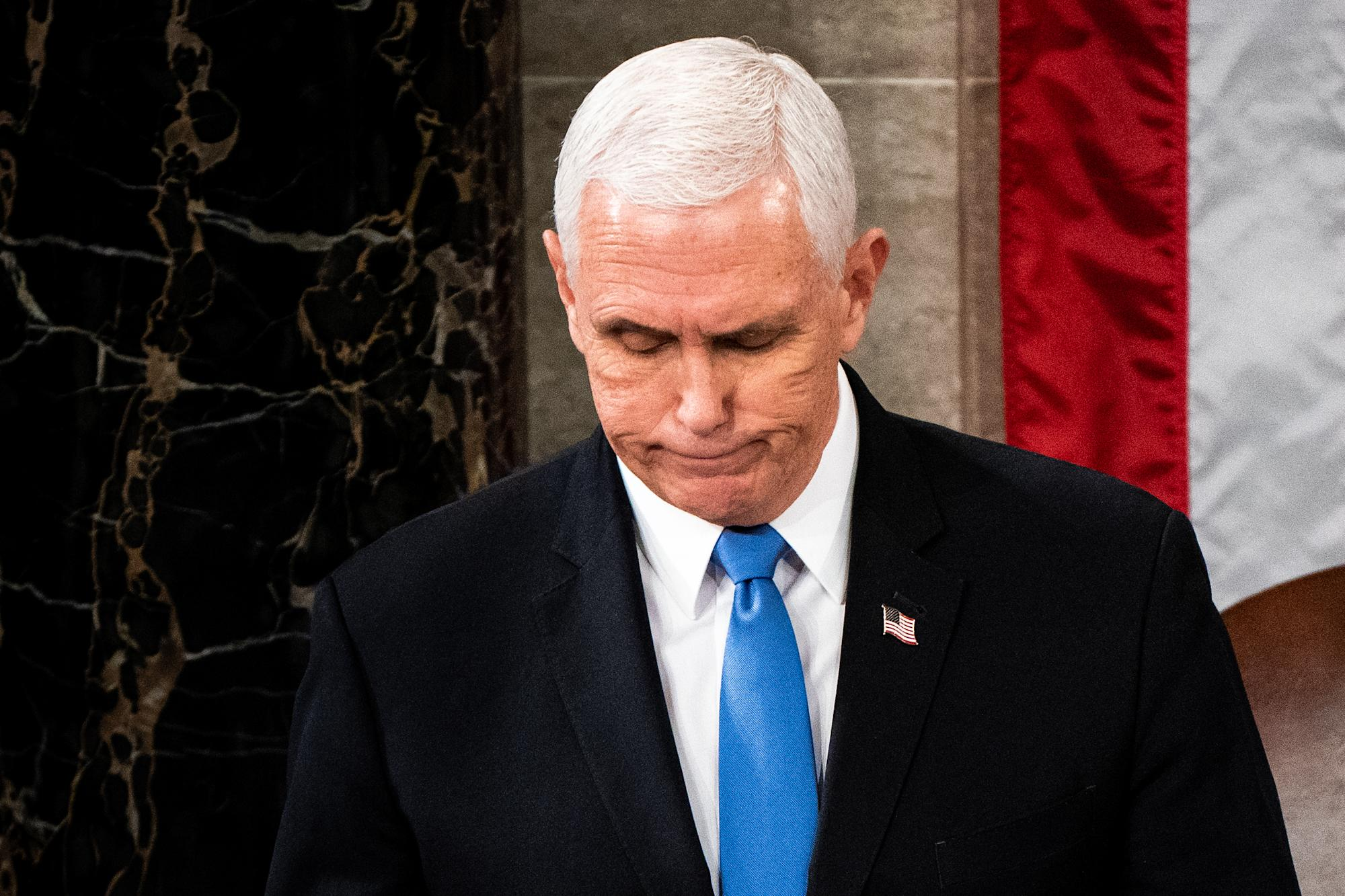 What is the 25th Amendment - and will Mike Pence invoke it?