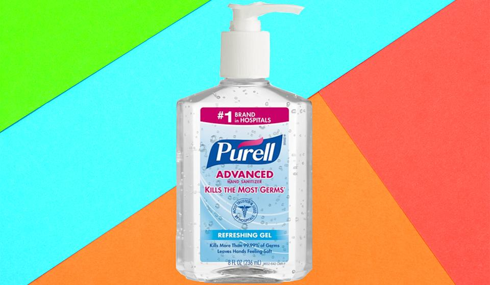 Save 16 percent on Purell. (Photo: Amazon)
