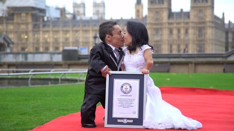 Meet The World's Shortest Married Couple