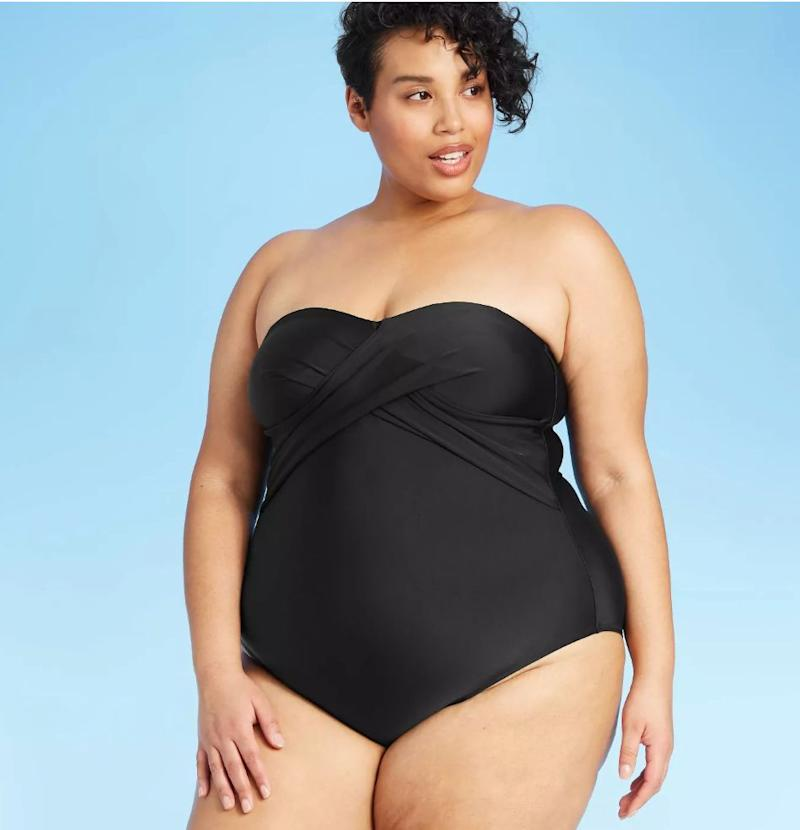 "<a href=""https://fave.co/2T4T1aN"" target=""_blank"" rel=""noopener noreferrer"">This swimsuit is $40 and qualifies for the BOGO half-off deal</a>."
