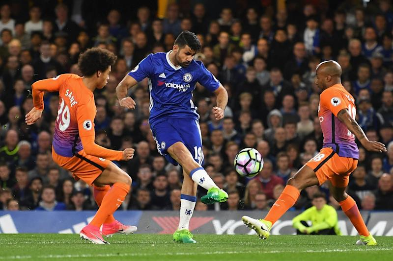 Goal drought: Diego Costa has scored four times in all competitions since 22 January: Getty Images