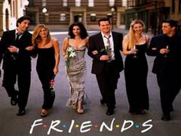 Poster of 'Friends'