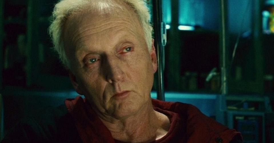 Tobin Bell as John Kramer in 'Saw II'. (Credit: Lionsgate)