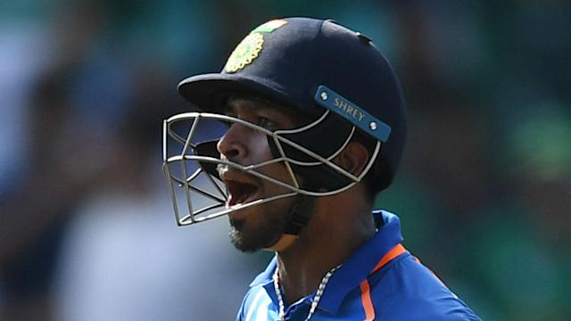 Sri Lanka were skittled for 135 and are 19-1 following on after Hardik Pandya's brutal century enabled India to post 487 all out.