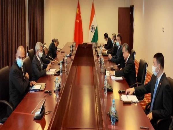 External Affairs Minister S Jaishankar on Wednesday held one-hour bilateral meeting with his Chinese counterpart Wang Yi
