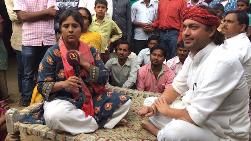 Do or Die for Rahul in UP? Barkha Asks Cong MLA Lalitesh Tripathi