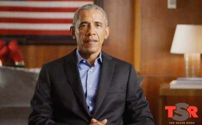 President Barack Obama recorded a special message Tuesday for The Shade Room, highlighting the gossip site's enormous influence. (The Shade Room)