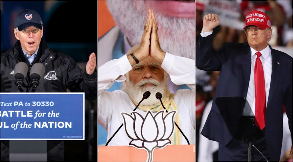 Trump or Biden? What it means for India