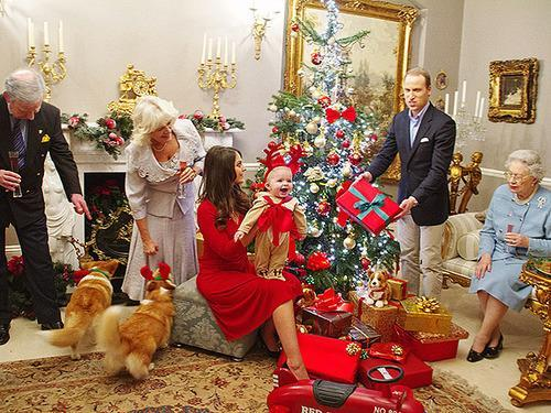 United Kingdom Christmas Traditions.British Christmas Traditions In Honor Of Will And Kate S Visit