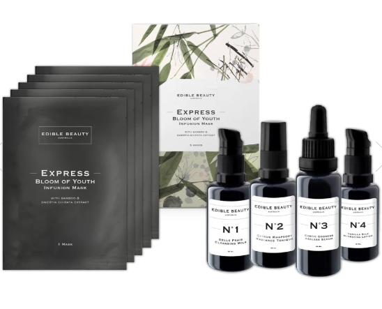 Edible Beauty 24-hour sale - 25% off using code CYBEREB2019