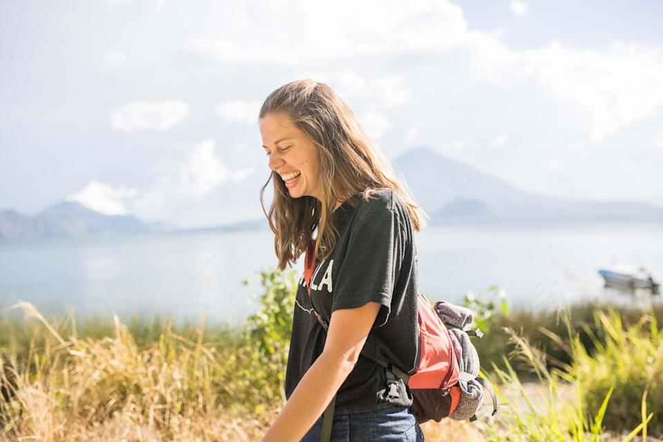 Adventure travel can change how we view ourselves and what we think we're capable of (Alamy/PA)