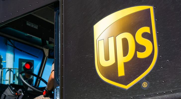 UPS Stock Can Handle the Load